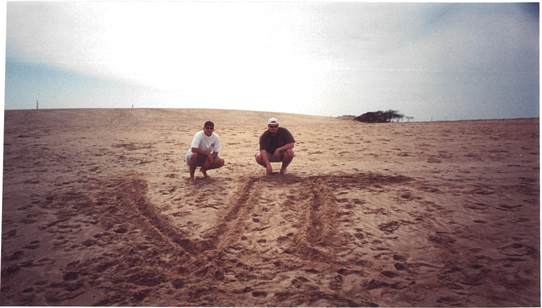 Outer Banks April 2000!
